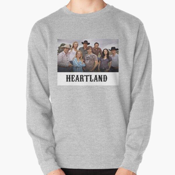 HEARTLAND ~ SHOW Sudadera sin capucha