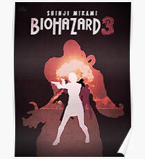 Biohazard 3 Poster