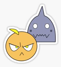 The Brothers Elric Sticker