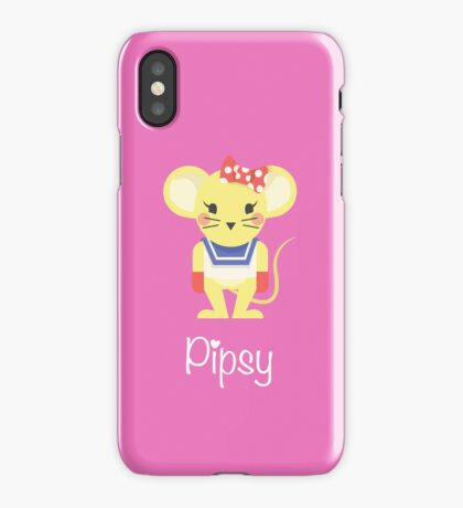 DKR Pipsy iPhone Case/Skin