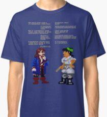 would woodchuck chuck wood Classic T-Shirt