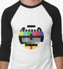 Mire - Testcard Men's Baseball ¾ T-Shirt