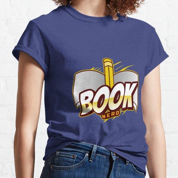Booknerd Classic T-Shirt
