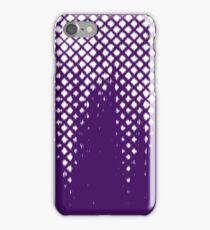 Purple Streaks iPhone Case/Skin