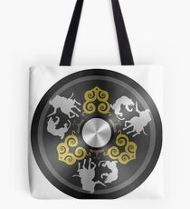 Chinese Mirror Tote Bag