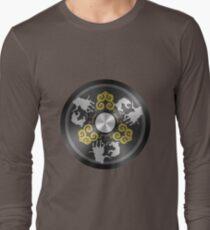 Chinese Mirror Long Sleeve T-Shirt