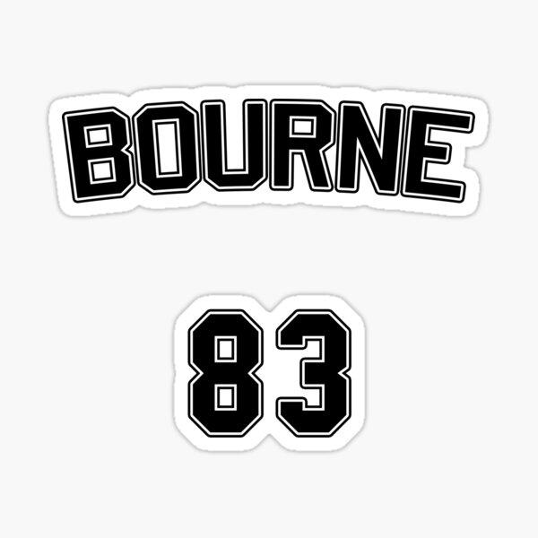 Bourne 83 Sticker