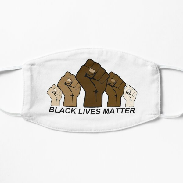 Black Lives Matter To Everyone Mask