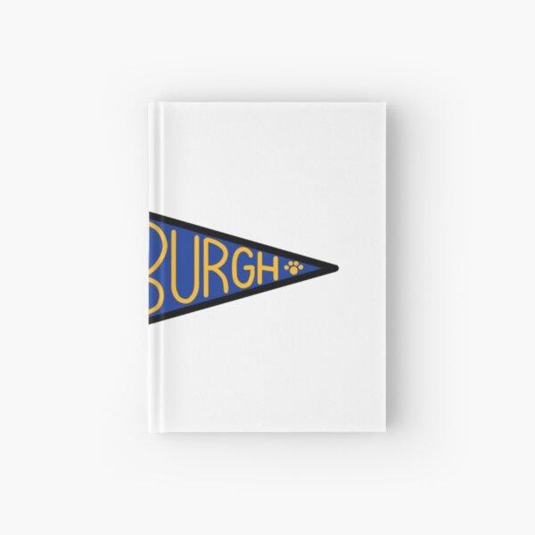 university of pittsburgh pennant Hardcover Journal