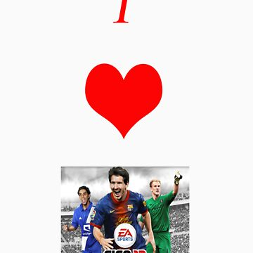 I LOVE FIFA 13 by Jonesy117