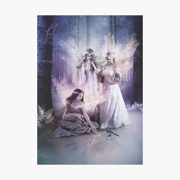 Faerytale Wynter Photographic Print
