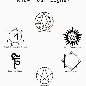 Know Your Signs by bitchfacesam