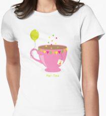 Par-Tea Women's Fitted T-Shirt