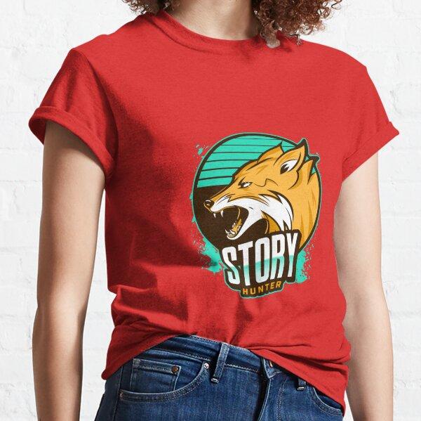 Story Hunter Classic T-Shirt
