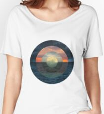 Ocular Oceans Women's Relaxed Fit T-Shirt