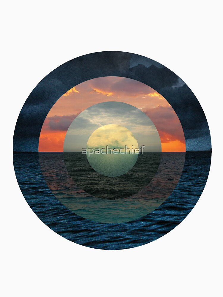Ocular Oceans by apachechief