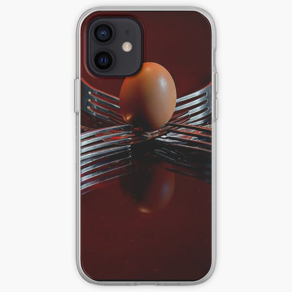 Forks V iPhone Soft Case