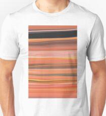 Merged stripes Unisex T-Shirt