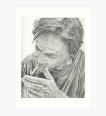 Jef D. Art Print