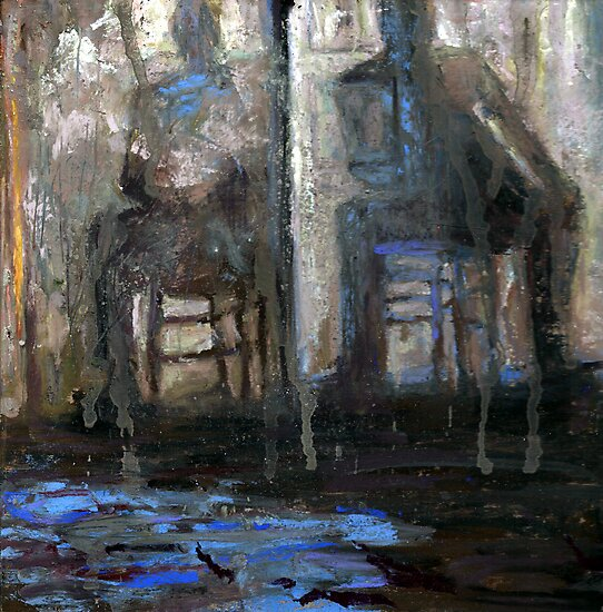 Altered II, Picquerism by Cameron Hampton