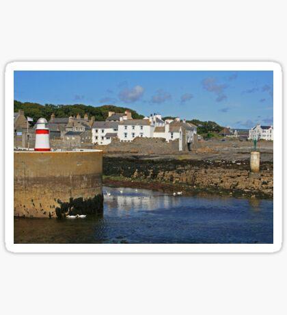 Castletown, Isle of Man Sticker
