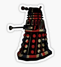Dalek - Doctor Who Sticker