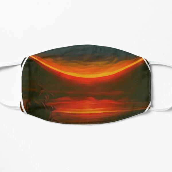 Solar eclipse Flat Mask