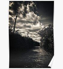 Dark Cloud Poster