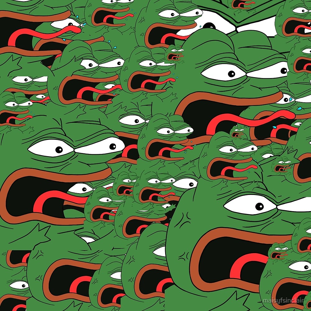 22183c4cdd89 Calum Hood Maine T-shirt by maisyfsinclair · TJLC Johnlock Mug by  maisyfsinclair · Angry Pepe by maisyfsinclair