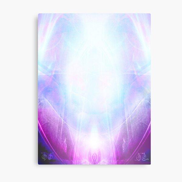 Violet Flame  Metal Print