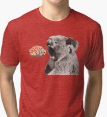 Erhebe deinen Koala gut Vintage T-Shirt