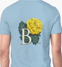 B is for Begonia - full image T-Shirt