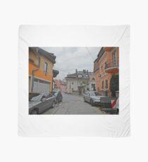 A street,Sarajevo. Scarf