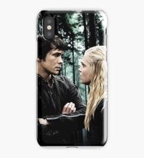 The 100 || Bellarke iPhone Case