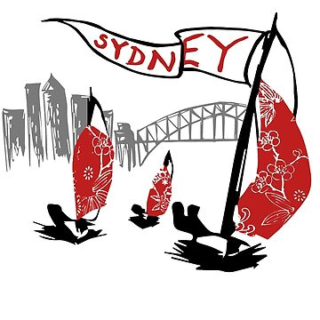 Sydney Sailors by gingerbiscuit