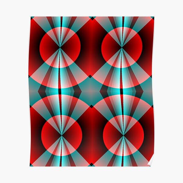 Graphic Design, Colors Poster