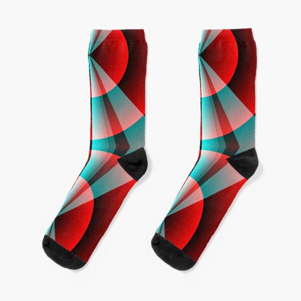 Graphic Design, Colors Socks