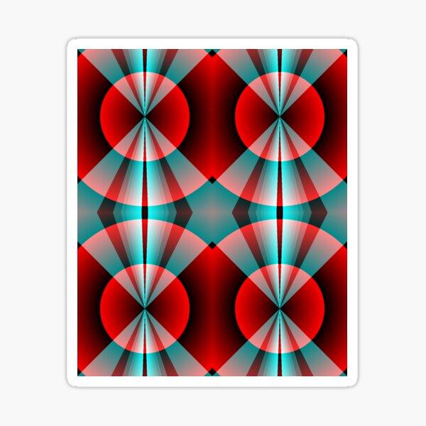 Graphic Design, Colors Sticker