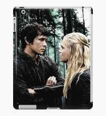 The 100 || Bellarke iPad Case/Skin