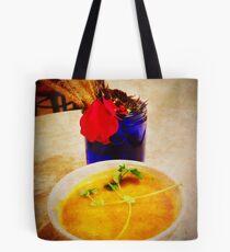Curry Squash Soup Tote Bag