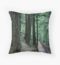 Where are we Headed? Throw Pillow