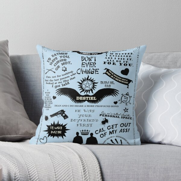 DESTIEL LOVE Throw Pillow