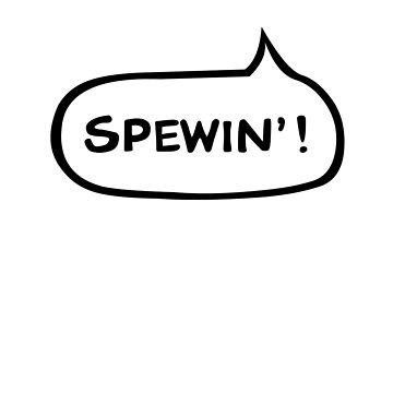 Australian Slang-Spewin'! by MrRock