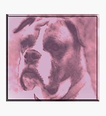 Sad Puppy Photographic Print