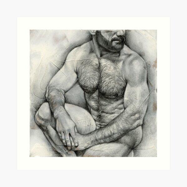 Square composition 1 Art Print