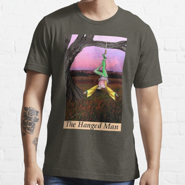 THE HANGED MAN Essential T-Shirt