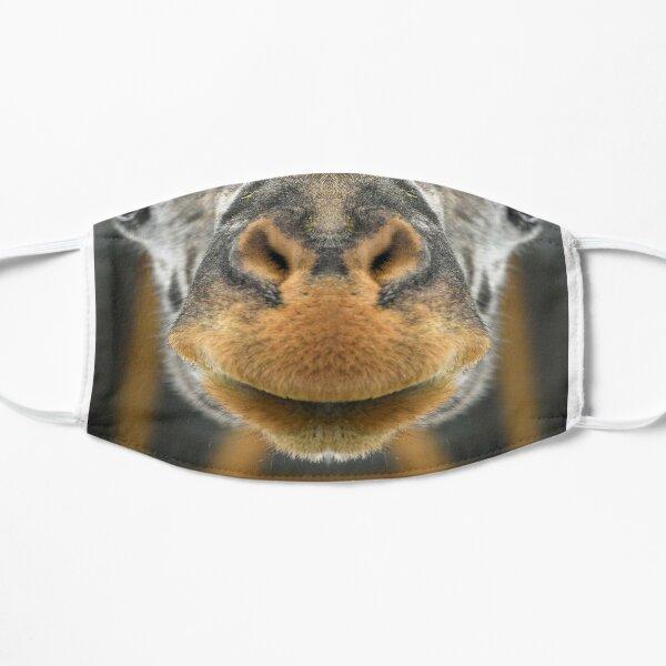 LVZoo Giraffe Face Mask Flat Mask