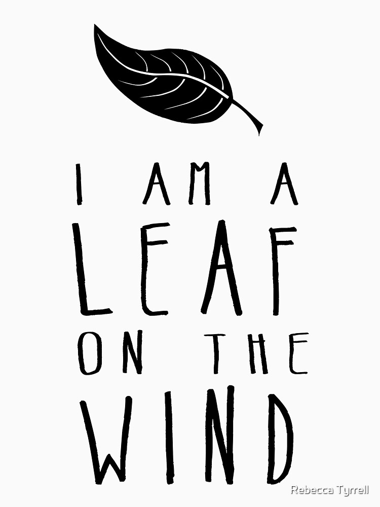 I am a Leaf on the Wind by nuggetjunkie