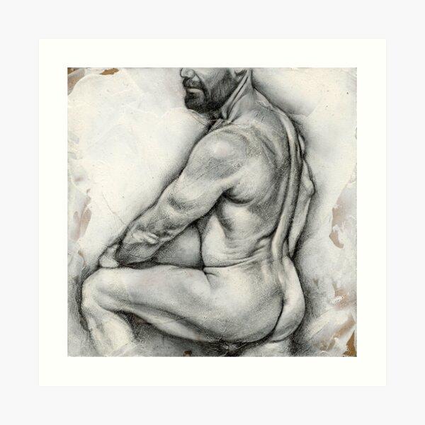 Square composition 5 Art Print
