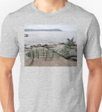 Zeppelin Crash @ Sculptures By The Sea 2012 T-Shirt